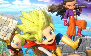 Dragon Quest Builders 2 DQB2