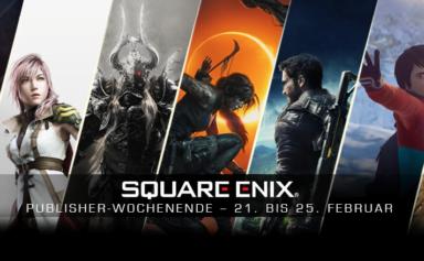 Square Enix Publisher Wochenende