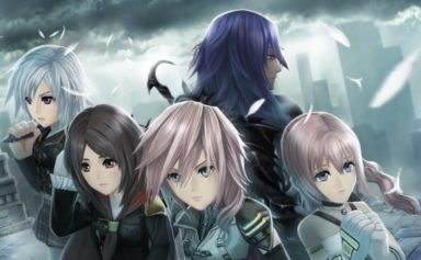Dissida Final Fantasy Opera Omnia - Staffel 2, Kapitel 1 Artwork