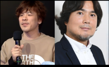 Hiroaki Iwano, Hideo Baba