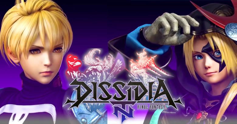 Dissida Final Fantasy NT Zidian und Ramza Skin