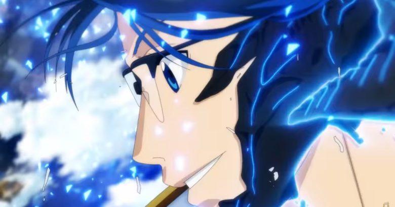 Final Fantasy XIV Anime Werbung