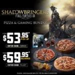 Final Fantasy XIV Pizza