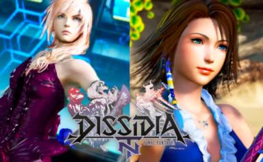 Dissida FInal Fantasy NT Skins