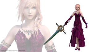 Lightning Artwork Dissida