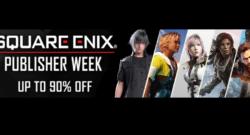 Square Enix Humble Bundle