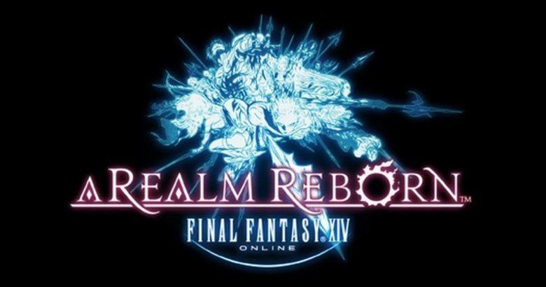 Final Fantasy XIV A Realm Reborn Logo
