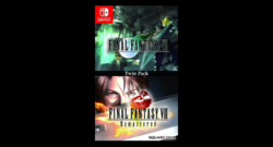 FFVII FFVIII Switch