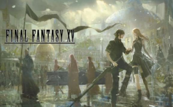 Final Fantasy XV FFXV The Dawn of the Future