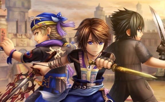 Dissida Final Fantasy Opera Omnia