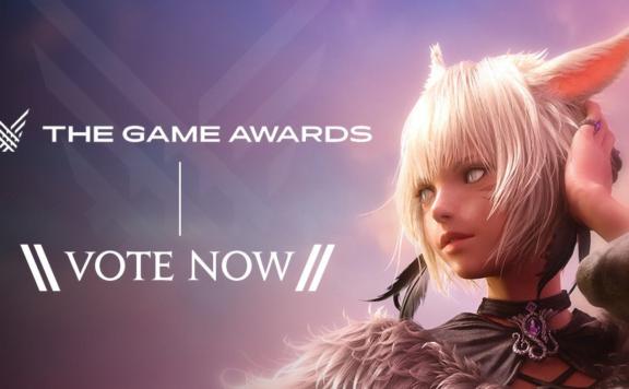 Final Fantasy XIV the game awards