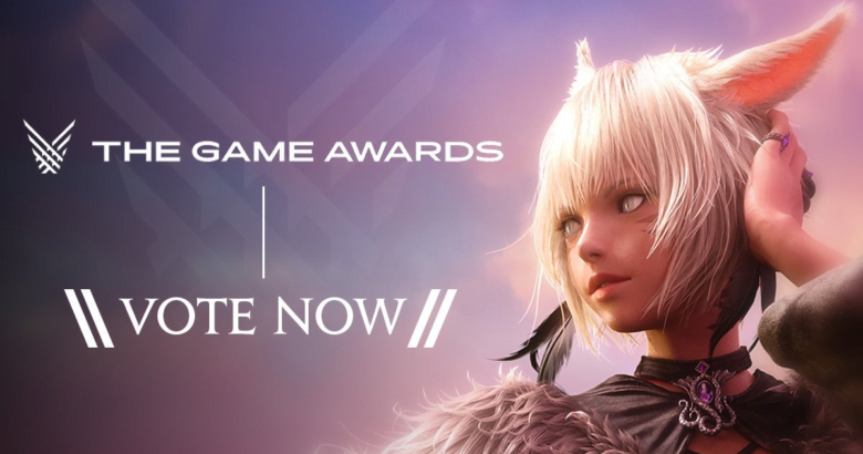 Final Fantasy XIV the game awards