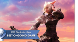 Playstation Award FInal Fantasy XIV