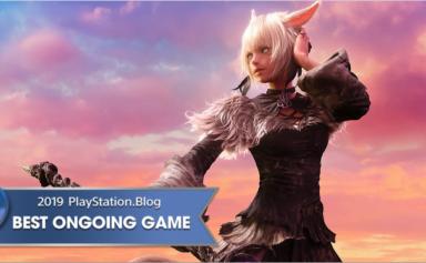 Playstation Award FInal Fantasy XIV