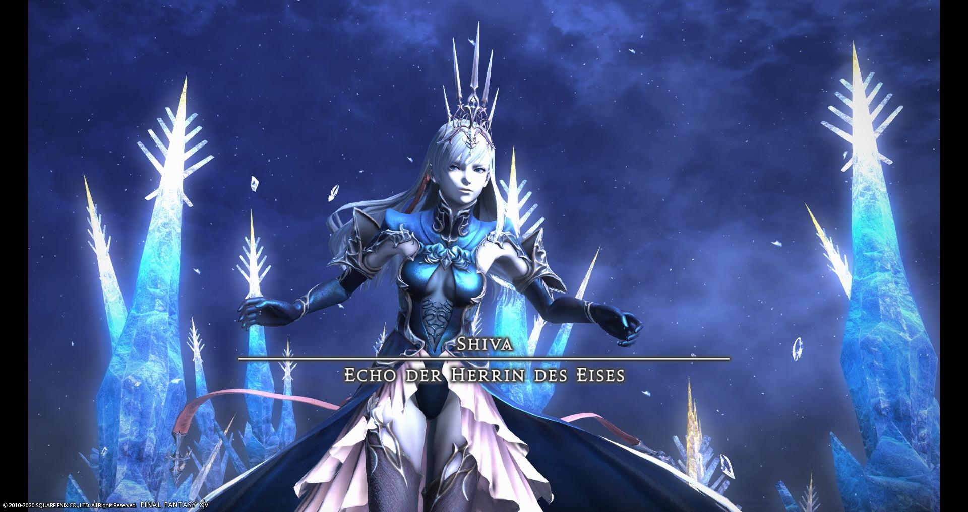 Final Fantasy Xiv Raid Guide Edens Resonanz Erstarrung