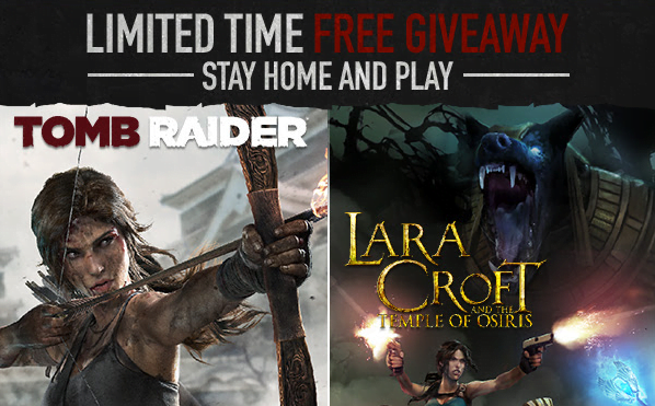 Square Enix Tomb Raider kostenlos