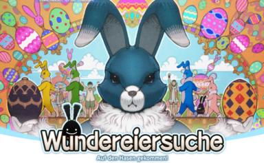 Final Fantasy XIV Wundereiersuche