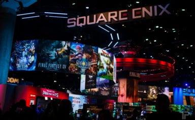 Square Enix E3 Booth 2018