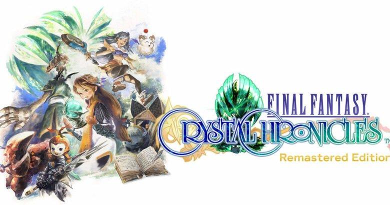 Final Fantasy Crystal Chronicles Remastered artwork