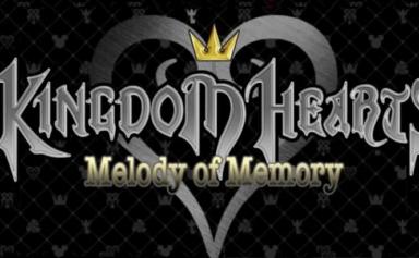 Kingdom Hearts Melody of Memory Logo