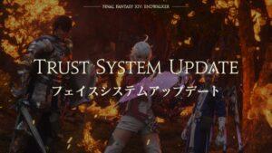 Trust System Update