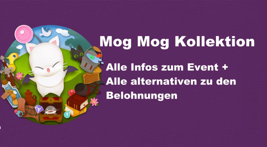 Final Fantasy XIV Mog Mog Kollektion